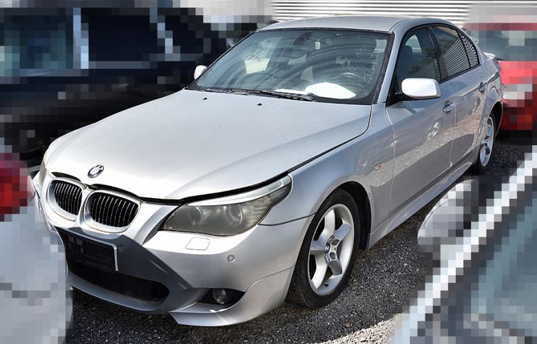 ΡΙΟ 5050 BMW 5 (E60) LCI - Κεντρική Εικόνα