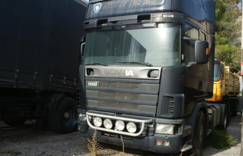 Scania-SCANIA 480 R164 LA4X2NA-EKA2993 - Κεντρική Εικόνα