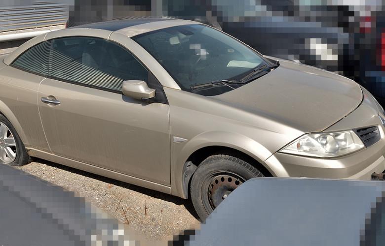 Megane  coupe cabrio 1.6 IPZ1598 - Κεντρική Εικόνα